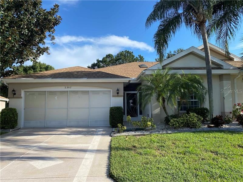 2307 OLIVE BRANCH DRIVE #100, Sun City Center, FL 33573 - #: T3260981