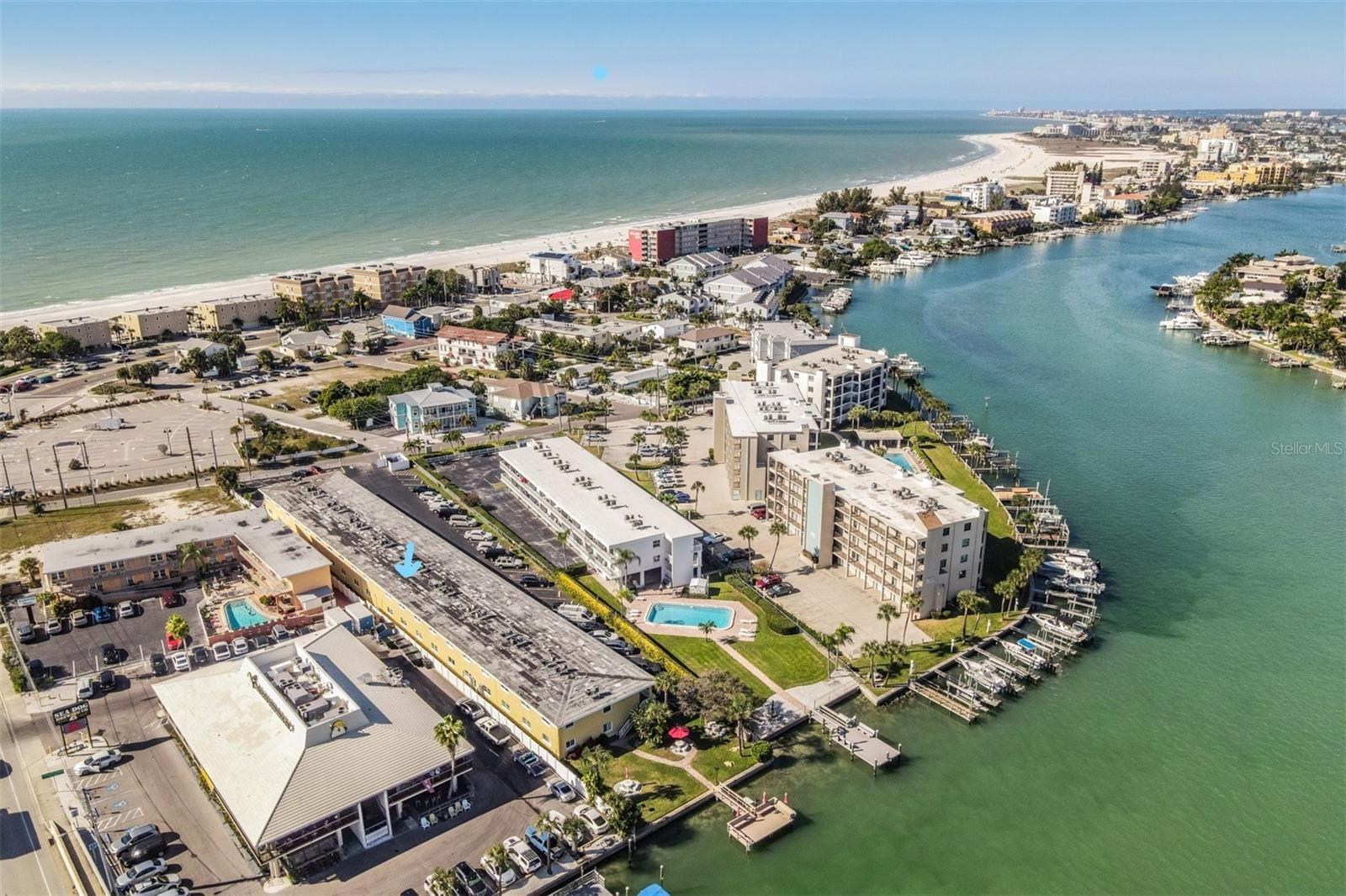 9715 HARRELL AVENUE #31, Treasure Island, FL 33706 - #: U8137981