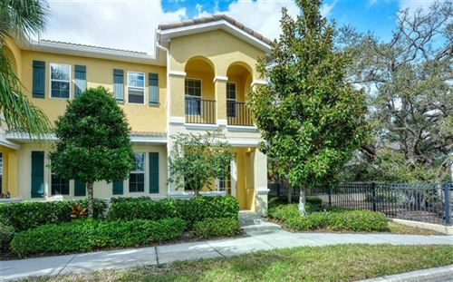 Photo of 3740 82ND AVENUE CIRCLE E #106, SARASOTA, FL 34243 (MLS # A4459982)