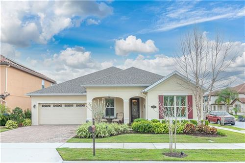 Photo of 8967 LOOKOUT POINTE DRIVE, WINDERMERE, FL 34786 (MLS # O5923982)