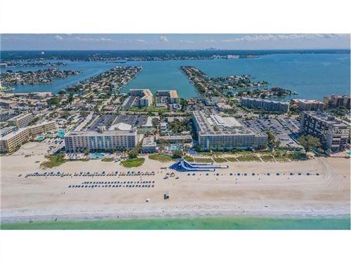 Photo of 5500 GULF BOULEVARD #5228, ST PETE BEACH, FL 33706 (MLS # U8106982)