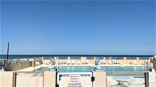 Photo of 2043 S ATLANTIC AVENUE #609, DAYTONA BEACH SHORES, FL 32118 (MLS # O5937983)