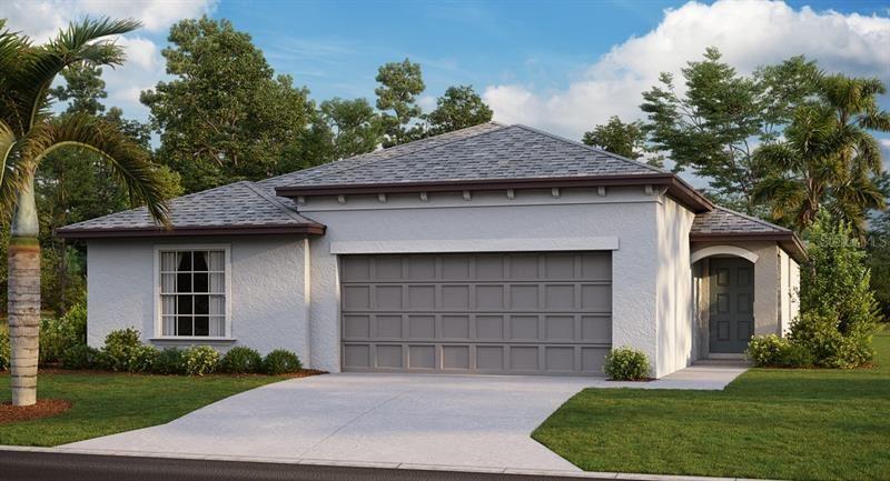 6905 KING CREEK DRIVE, Sun City Center, FL 33573 - MLS#: T3240983
