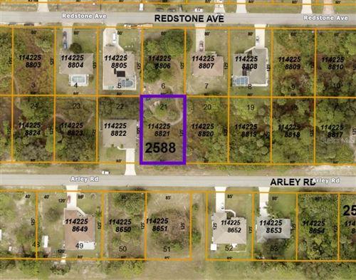 Photo of ARLEY ROAD, NORTH PORT, FL 34288 (MLS # A4515984)
