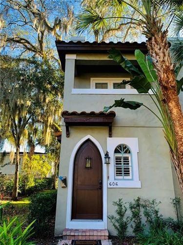 Photo of 606 E LIVINGSTON STREET, ORLANDO, FL 32803 (MLS # O5881984)