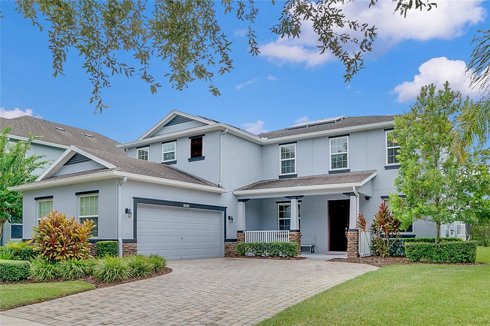 14520 PORTER ROAD, Winter Garden, FL 34787 - #: O5974984