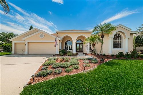 Photo of 4673 AYLESFORD DRIVE, PALM HARBOR, FL 34685 (MLS # T3246985)