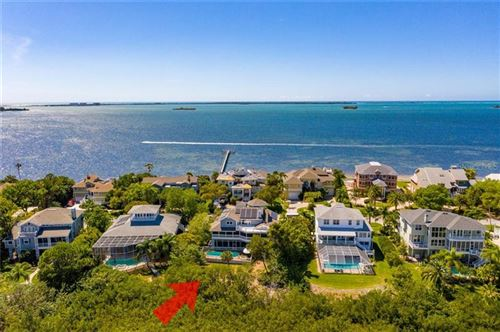 Photo of 953 POINT SEASIDE DRIVE, CRYSTAL BEACH, FL 34681 (MLS # U8079985)