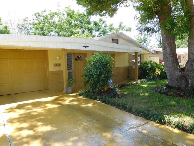 4039 CITRUS DRIVE, New Port Richey, FL 34652 - MLS#: T3278985