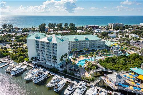 Photo of 399 2ND STREET #716, INDIAN ROCKS BEACH, FL 33785 (MLS # U8137986)