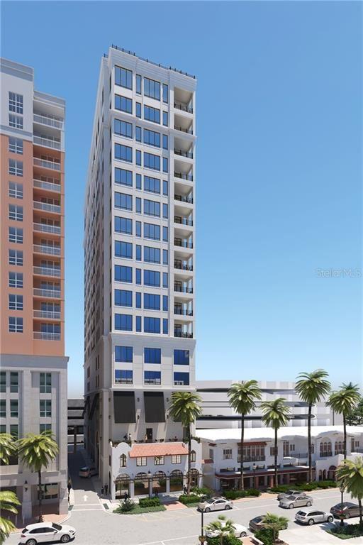33 S PALM AVENUE #0701, Sarasota, FL 34236 - #: A4477986