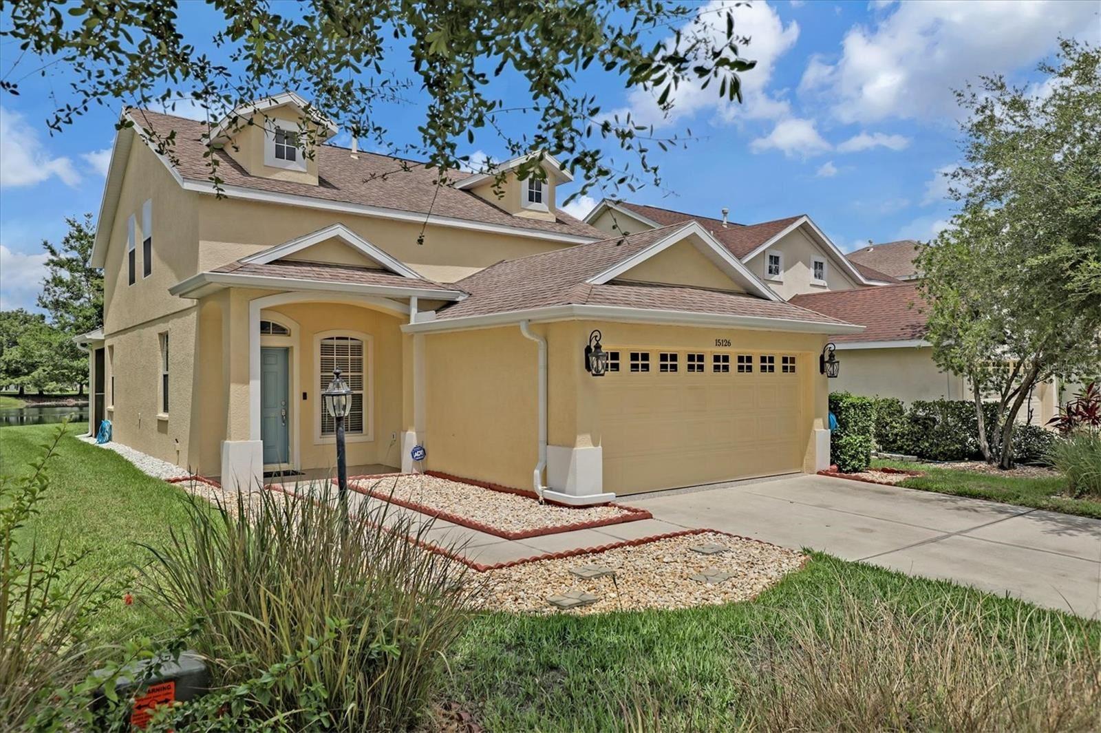 15126 SEAROBBIN DRIVE, Lakewood Ranch, FL 34202 - #: A4504986
