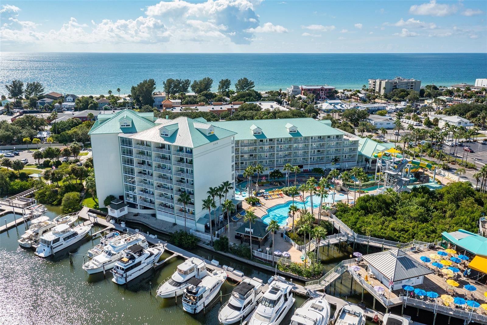 399 2ND STREET #716, Indian Rocks Beach, FL 33785 - #: U8137986