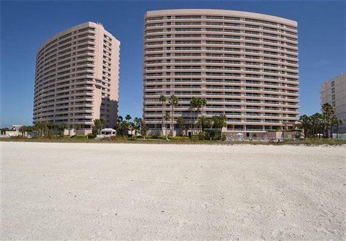 Photo of 1340 GULF BOULEVARD #8F, CLEARWATER BEACH, FL 33767 (MLS # U8067987)