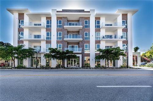 Photo of 635 S ORANGE AVENUE #201, SARASOTA, FL 34236 (MLS # A4503988)
