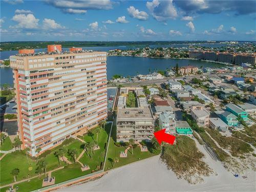 Photo of 17854 LEE AVENUE #301, REDINGTON SHORES, FL 33708 (MLS # U8139989)