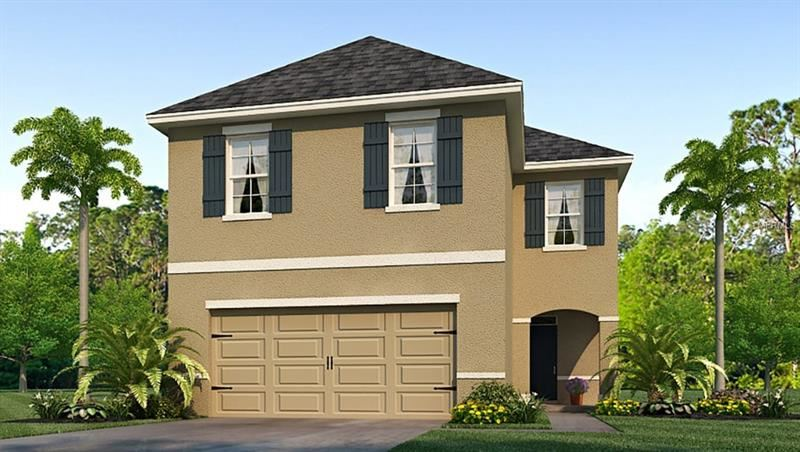 Photo for 8015 PELICAN REED CIRCLE, WESLEY CHAPEL, FL 33545 (MLS # T3168989)