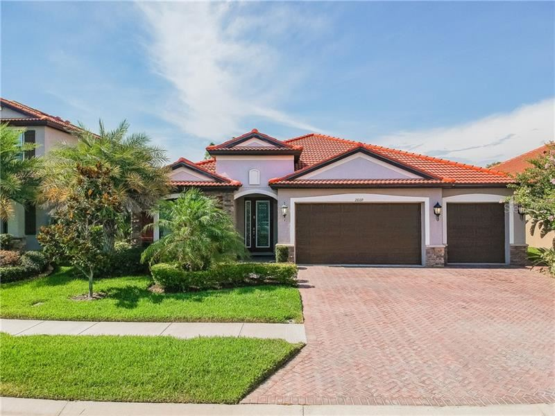 2609 GRAND CYPRESS BOULEVARD, Palm Harbor, FL 34684 - #: U8079989