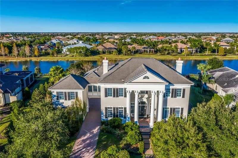 Photo of 16013 CLEARLAKE AVENUE, LAKEWOOD RANCH, FL 34202 (MLS # A4455990)