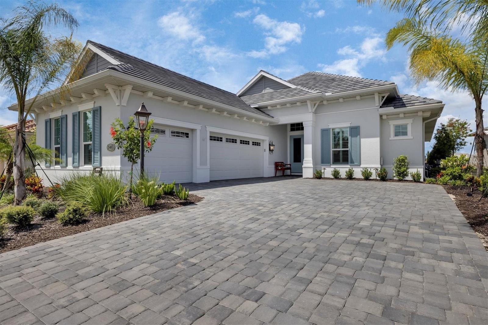 15403 CASTLE PARK TERRACE, Lakewood Ranch, FL 34202 - #: A4506990