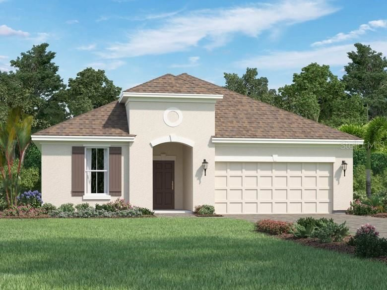 12561 RYEGRASS LOOP, Parrish, FL 34219 - #: O5882990