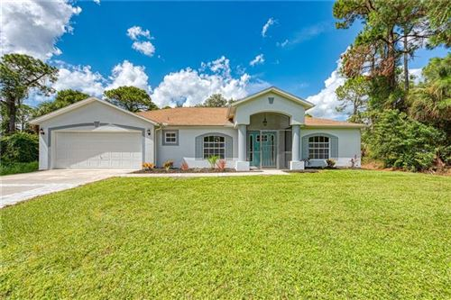 Photo of 1509 TURRELL STREET, NORTH PORT, FL 34286 (MLS # N6111991)
