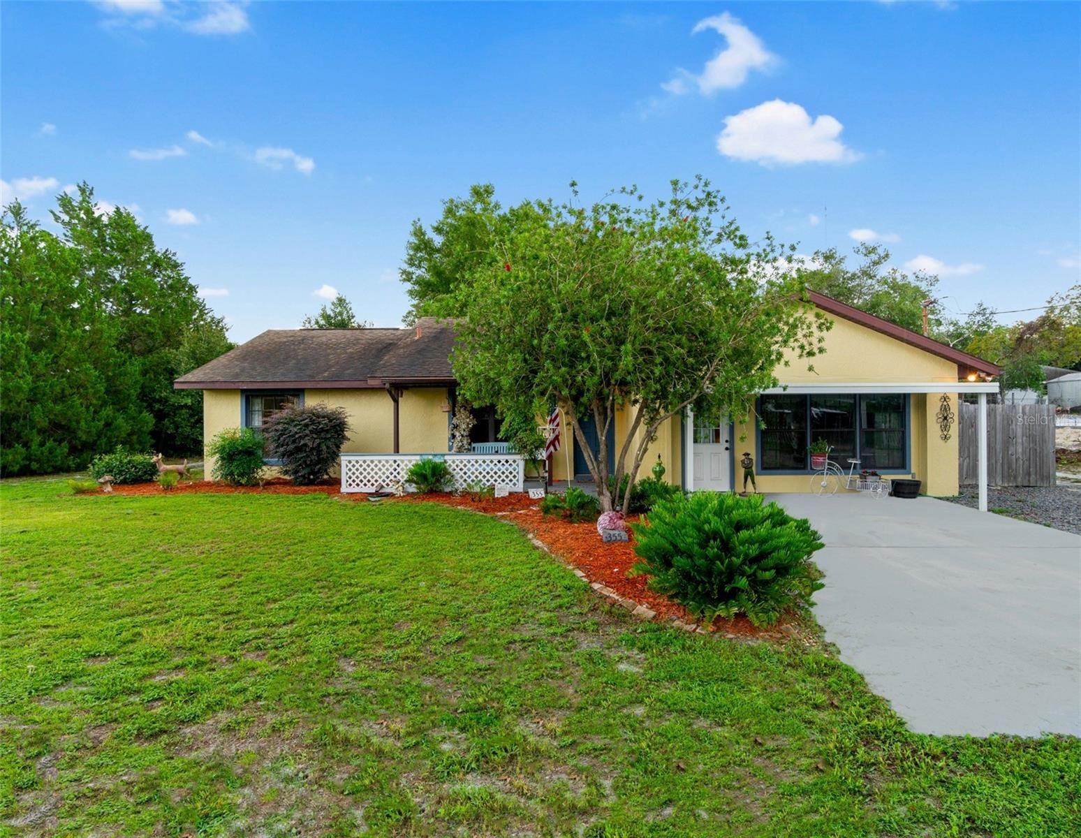 355 CYPRESS AVENUE, Orange City, FL 32763 - #: OM622991