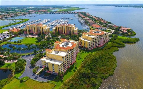 Photo of 615 RIVIERA DUNES WAY #108, PALMETTO, FL 34221 (MLS # A4468993)