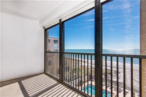 Photo of 14900 GULF BOULEVARD #304, MADEIRA BEACH, FL 33708 (MLS # U8069993)