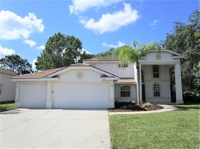 1314 KINGS WAY LANE, Tarpon Springs, FL 34688 - MLS#: W7822994