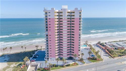 Photo of 1900 N ATLANTIC AVENUE #1802, DAYTONA BEACH, FL 32118 (MLS # V4913995)