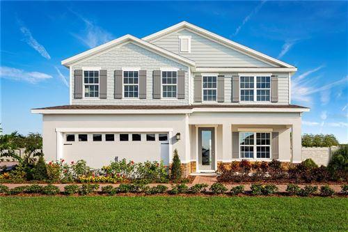 Photo of 3861 KIMBOLTON WAY, SANFORD, FL 32773 (MLS # W7838995)
