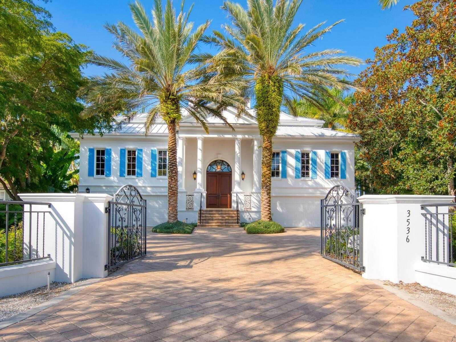 3536 BAYOU LOUISE LANE, Sarasota, FL 34242 - #: A4495995