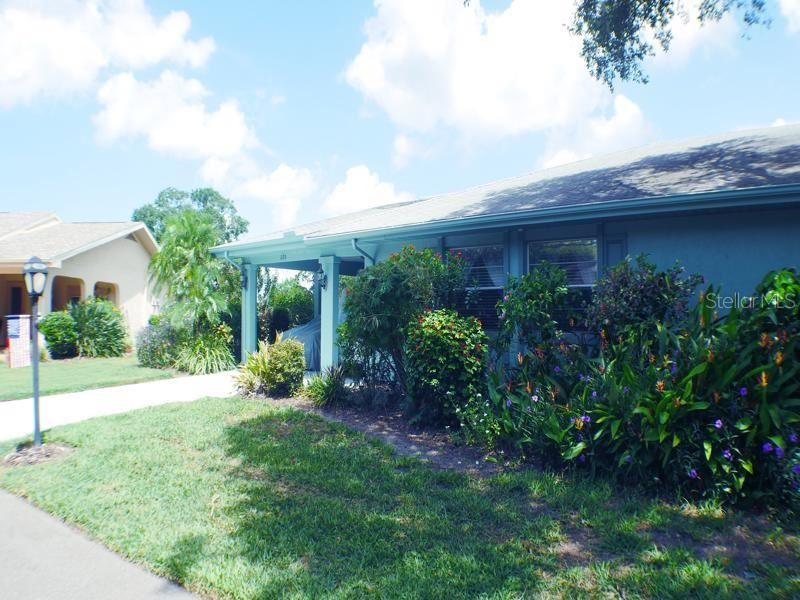 1103 HAREFIELD CIRCLE #1103, Sun City Center, FL 33573 - #: T3253995