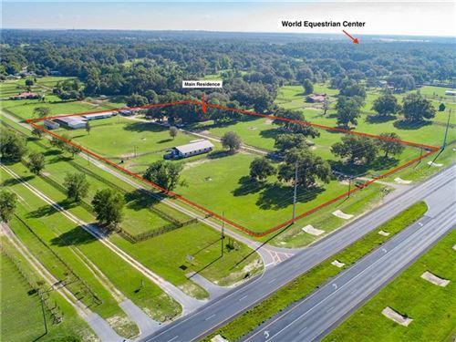 Photo of 10555 Highway 40, OCALA, FL 34482 (MLS # OM566996)