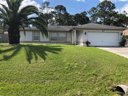 Photo of 2423 DONGOLA STREET, NORTH PORT, FL 34291 (MLS # A4471997)