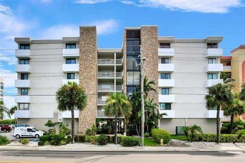 Photo of 14700 GULF BOULEVARD #503, MADEIRA BEACH, FL 33708 (MLS # U8095997)