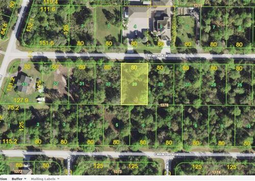 Photo of 23437 BRANCH AVENUE, PORT CHARLOTTE, FL 33980 (MLS # U8137997)
