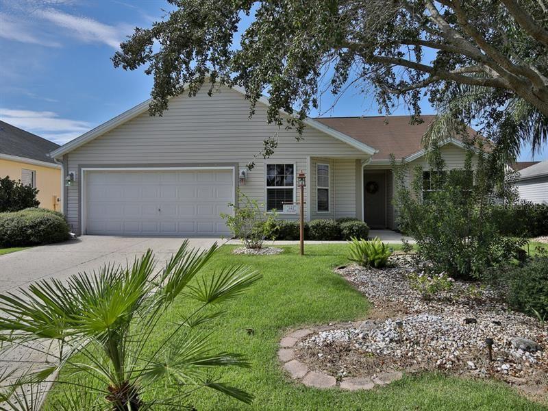 842 HAYNESVILLE WAY, The Villages, FL 32162 - #: G5031997