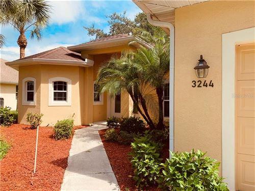 Photo of 3244 HOMEWOOD AVENUE, NORTH PORT, FL 34286 (MLS # D6113998)