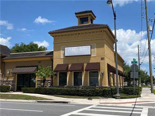 Photo of 217-221 E OAK STREET #217-221, KISSIMMEE, FL 34744 (MLS # S5049999)