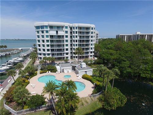 Photo of 1 SEASIDE LANE #201, BELLEAIR, FL 33756 (MLS # U8117999)