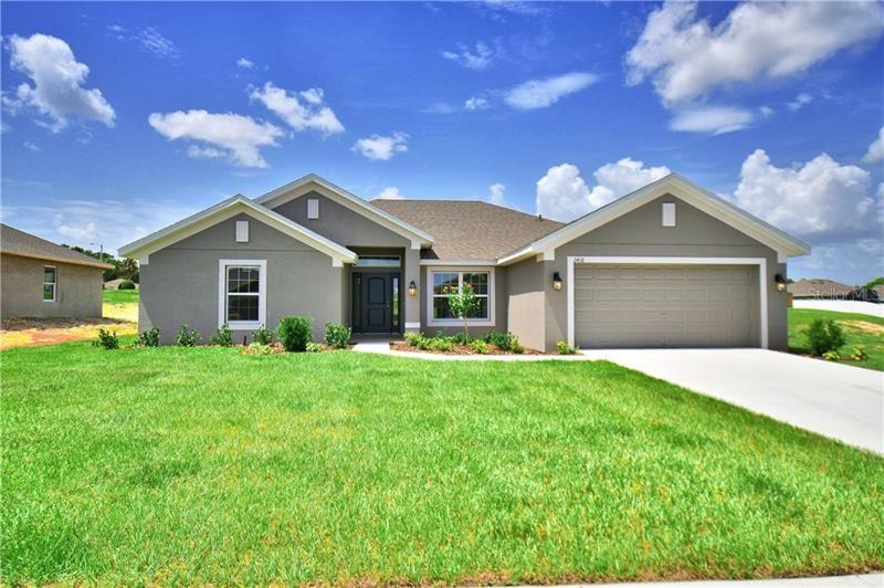 1407 EAGLE CREST BOULEVARD, Winter Haven, FL 33881 - #: P4909999