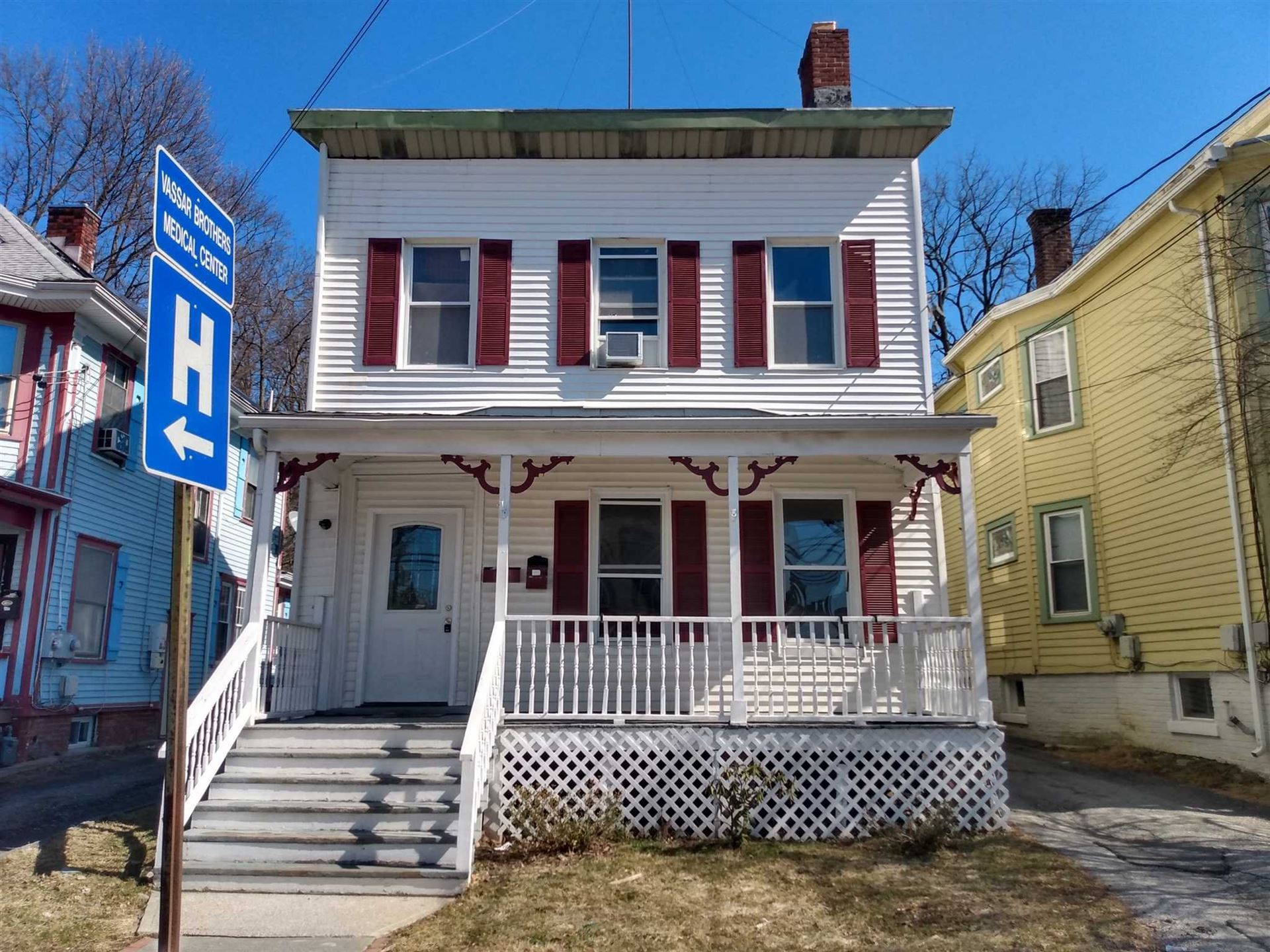 137 SOUTH AVENUE, Poughkeepsie, NY 12601 - #: 399306