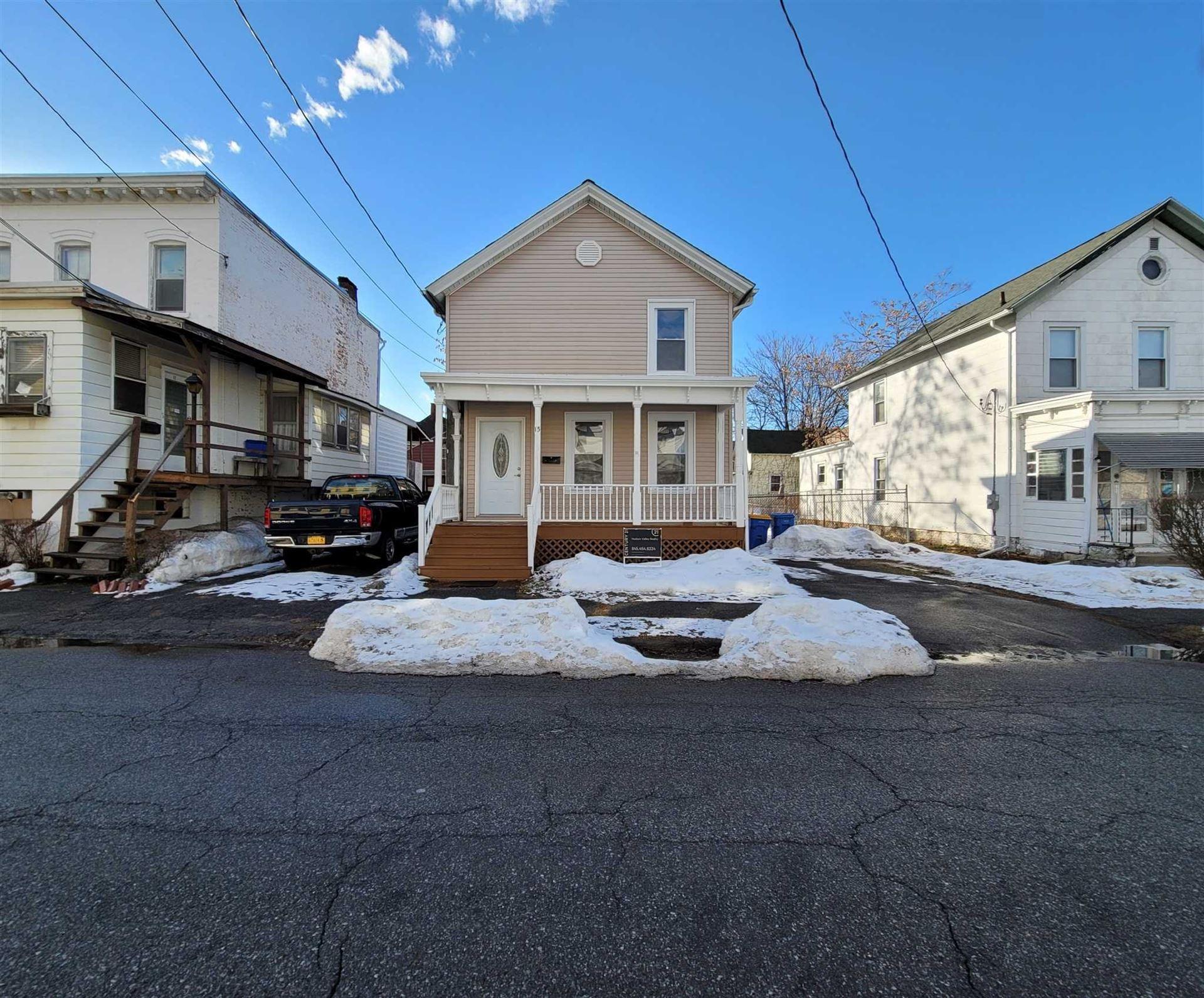 15 STAPLES STREET, Kingston, NY 12401 - #: 398383