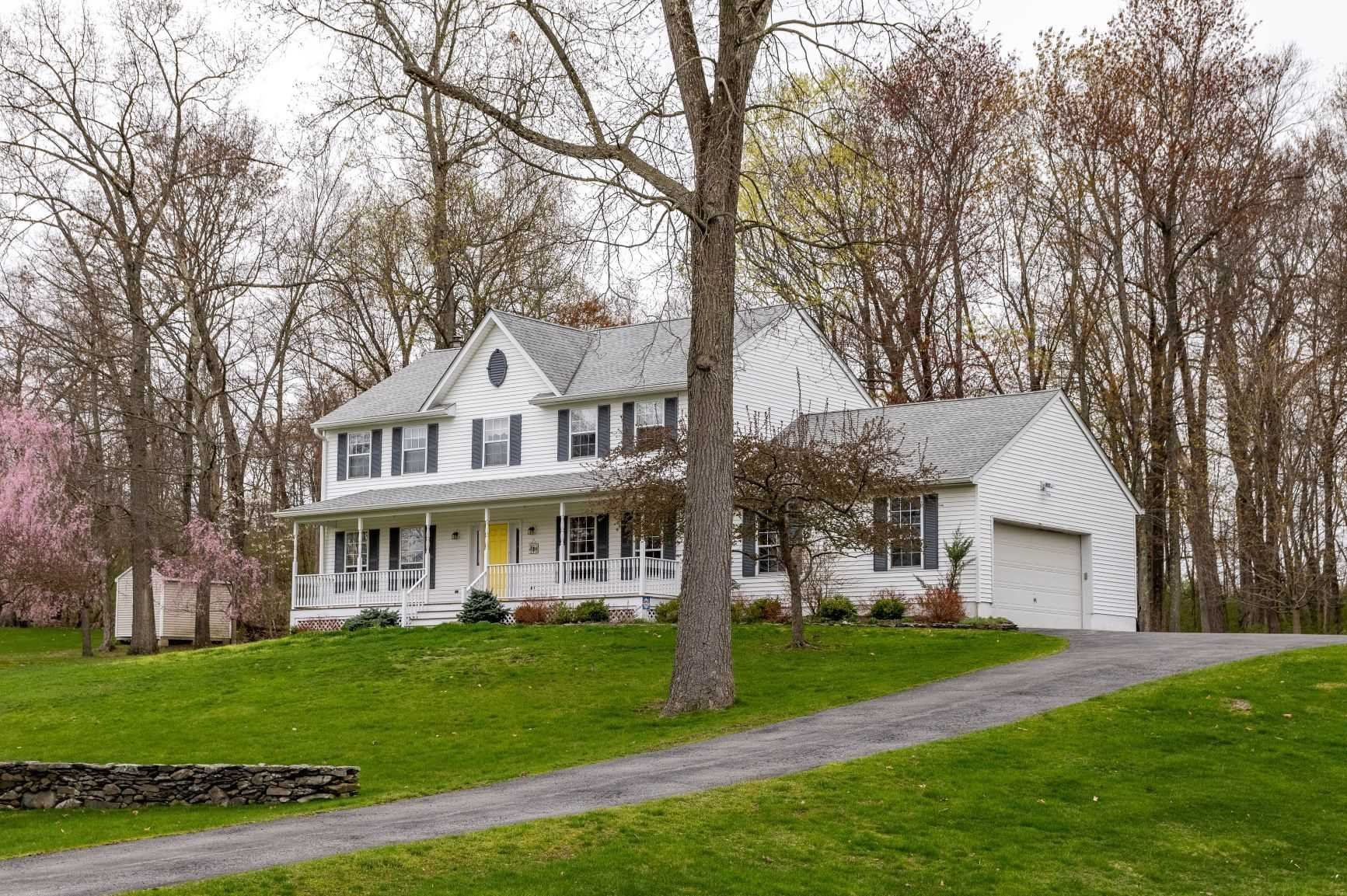 42 COLONIAL DR, Poughkeepsie, NY 12603 - #: 399662
