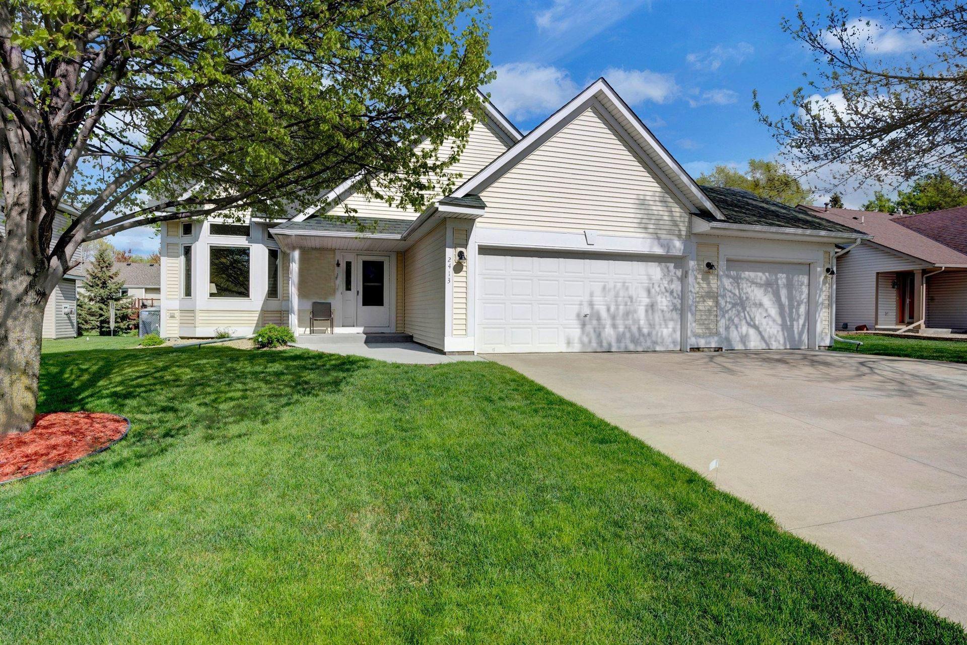 2413 Homestead Avenue N, Oakdale, MN 55128 - MLS#: 5735000