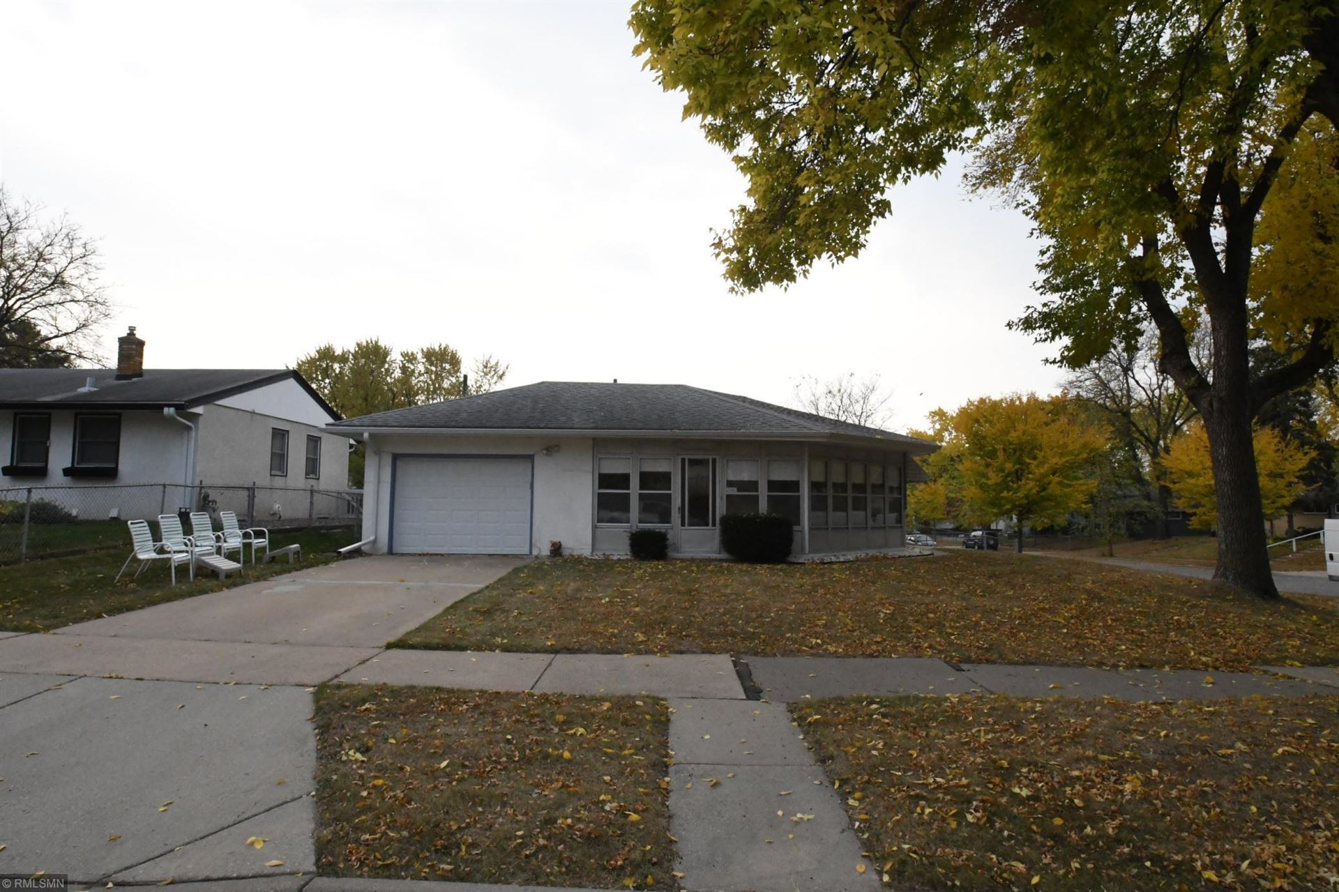 1556 Euclid Street, Saint Paul, MN 55106 - MLS#: 5670004