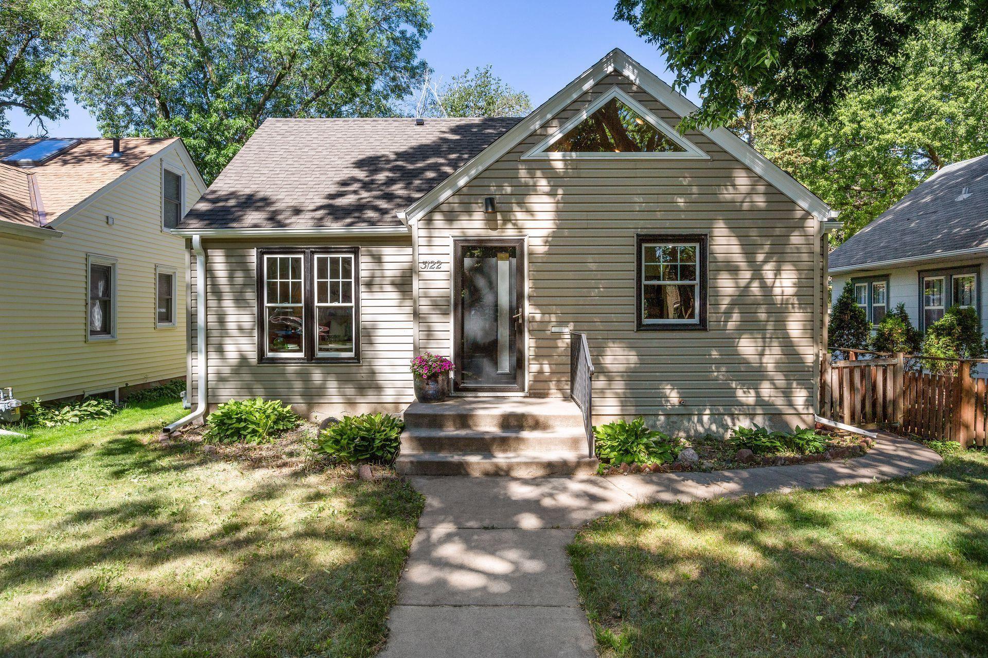 3122 Hayes Street NE, Minneapolis, MN 55418 - #: 6013011