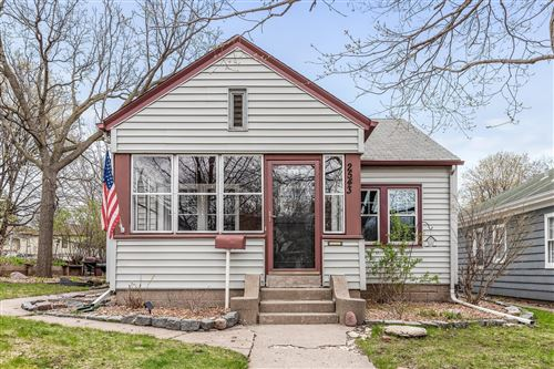 Photo of 2543 Buchanan Street NE, Minneapolis, MN 55418 (MLS # 5741025)